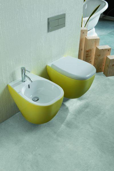 Coram - Ceramika Weg w kolorze giallo intenso