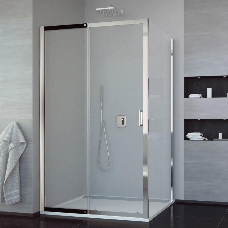 Drzwi rozsuwane wraz ze ścianką boczną VALEA