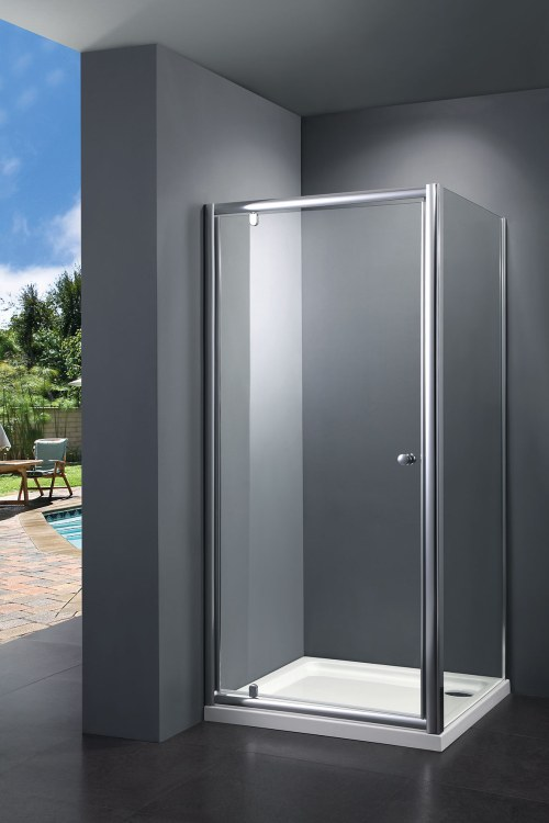 Kabina prysznicowa kwadratowa CAVE, Massi