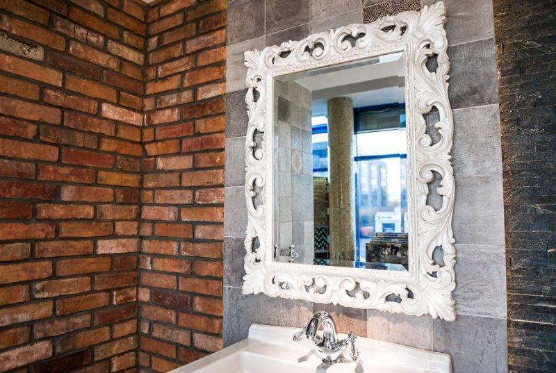 Servitor Prim - lustro łazienkowe Gilda
