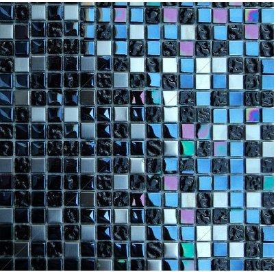 Mozaika ścienna Halcon Cristal Metal