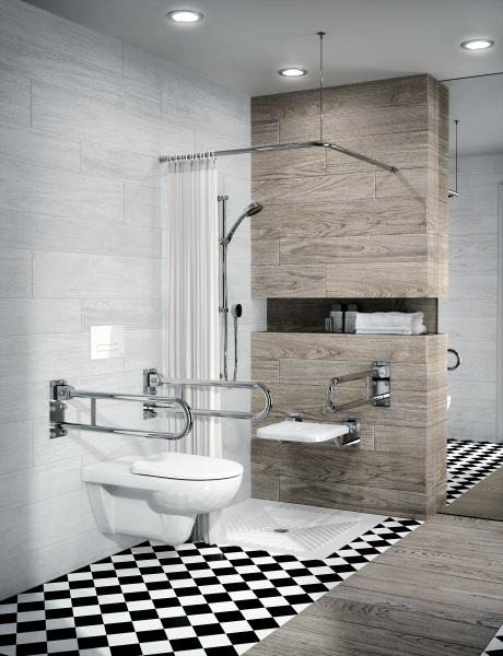 Kąpiel Bez Barier Prysznic Czy Wanna łazienka Dla