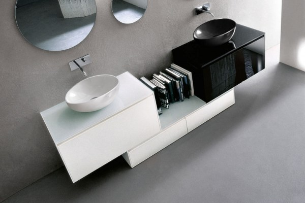 Umywalka na wymiar od Luxum