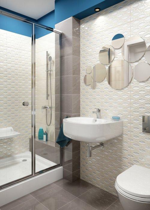 Pomysły na małą łazienkę - porady łazienkowe - :Deante: - lazienkowy.pl
