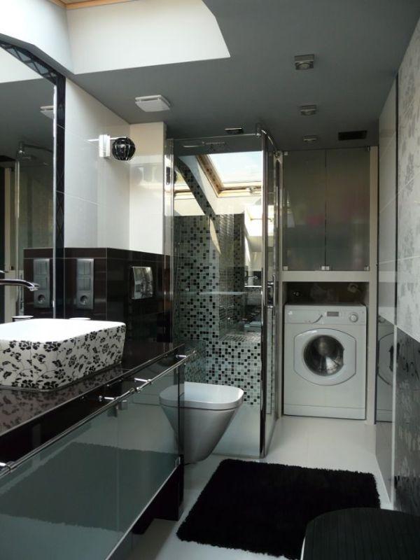 Wąska łazienka Porady łazienkowe Lazienkowypl