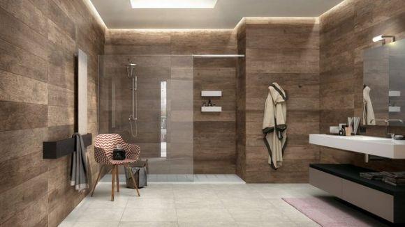 Płytki Imitujące Drewno W łazience Ukryte Wszystko O