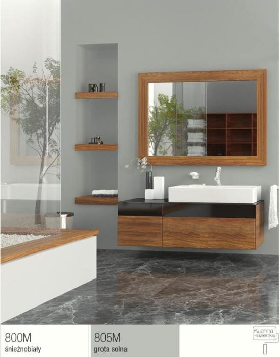 Śnieżka - farba Kuchnia-łazienka - Grota solna