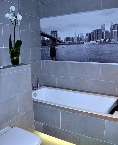 Co na ściany w łazience zamiast płytek - płytki ceramiczne i terakota lazienkowy.pl