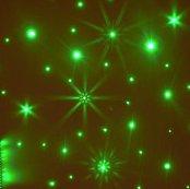 Zestaw oświetlenia światłowodowego SAFONA - kryształowe gwiazdy