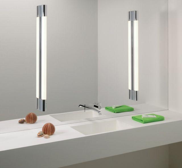 kinkiety montowane na lustrze Aurora Technika Świetlna