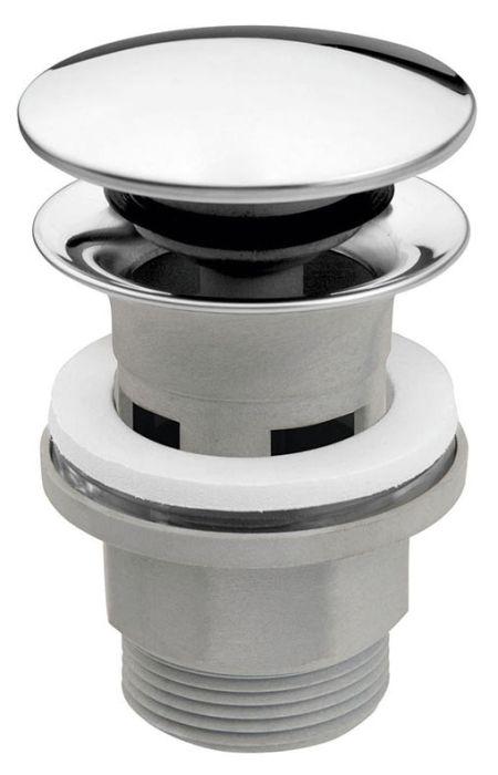 Korek umywalkowy automatyczny Clik-clak Ferro