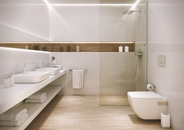 Skandynawski Design Boksy Wszystko O łazienkach