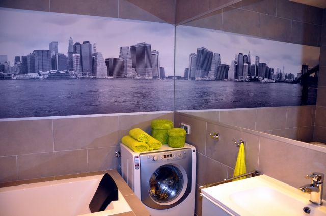 Fototapeta W łazience Przykładowe Aranżacje Porady