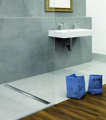 Prysznicowy odpływ liniowy Kessel Linearis Comfort