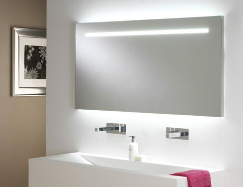 oświetlenie zintegrowane łazienki Aurora Technika Świetlna - GALAXY SQUARE