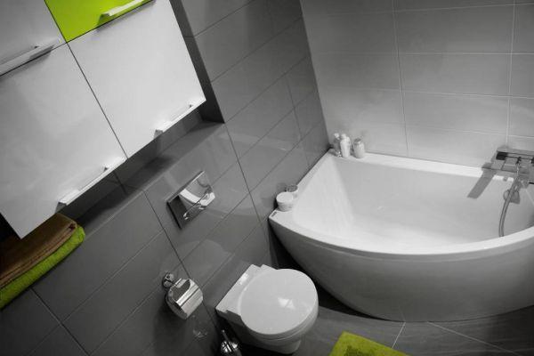 Urządzanie małej łazienki