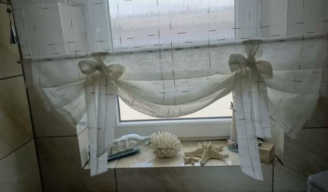 Łazienka w stylu marynistycznym - dodatki