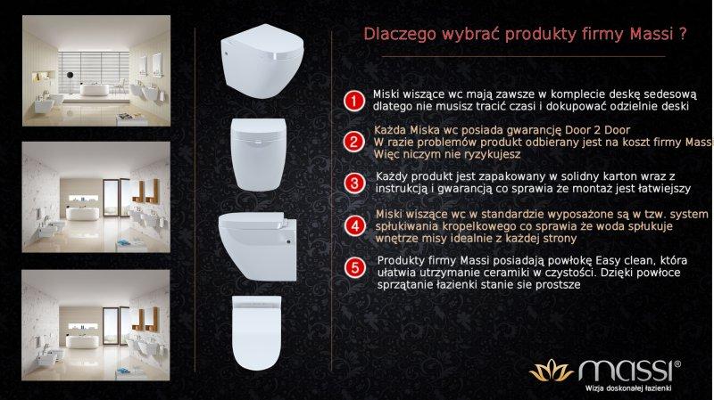 Produkty Massi - zalety