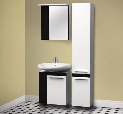Alterna - szafka łazienkowa wisząca z lusterm