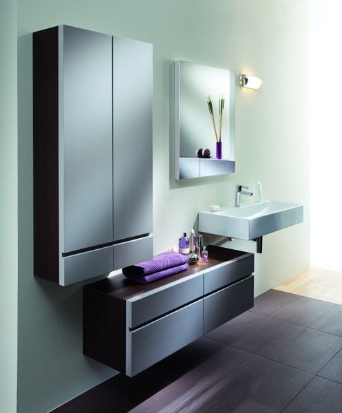 meble łazienkowe wiszące Sanitec Koło seria Domino