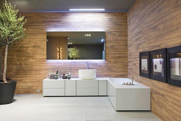 meble łazienkowe stojące białe Luxum