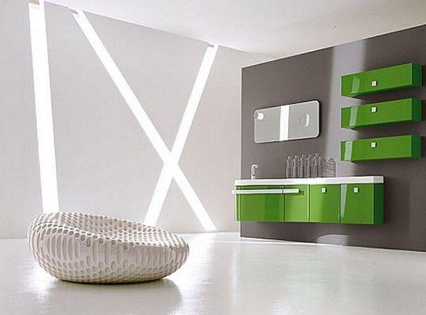 Luxum - szafki łazienkowe wiszące