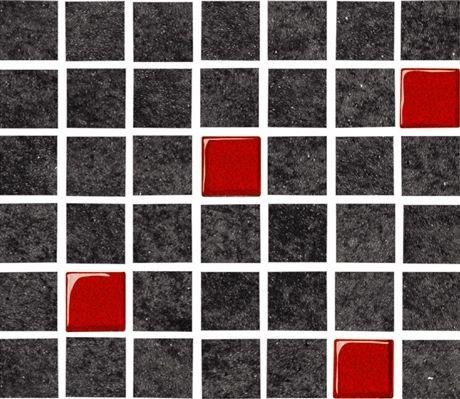 Rodezaje płytek - mozaika