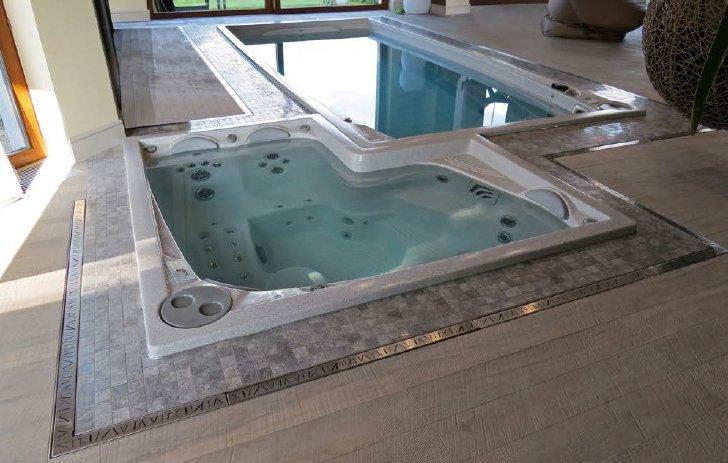 Vabo - Kompleksowe odwodnienie otoczenia basenu