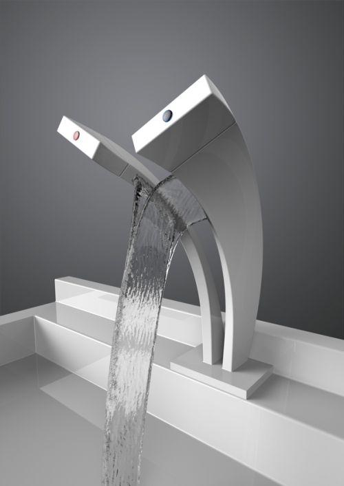 Pavati Dual Stream Kran Z Kaskadą Design Ze świata
