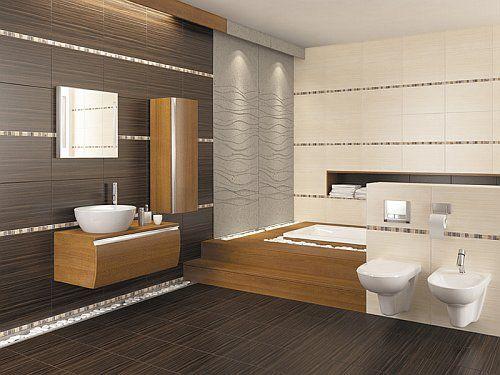 Cersanit - płytki w łazience
