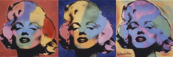 Płytki Pop Art Marilyn Steve Kaufman Settecento