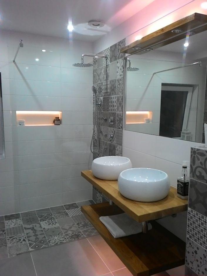 Półki Pod Prysznicem Pomysły Na Aranżacje Meble I