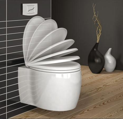 miska wc z deską wolnopoadającą