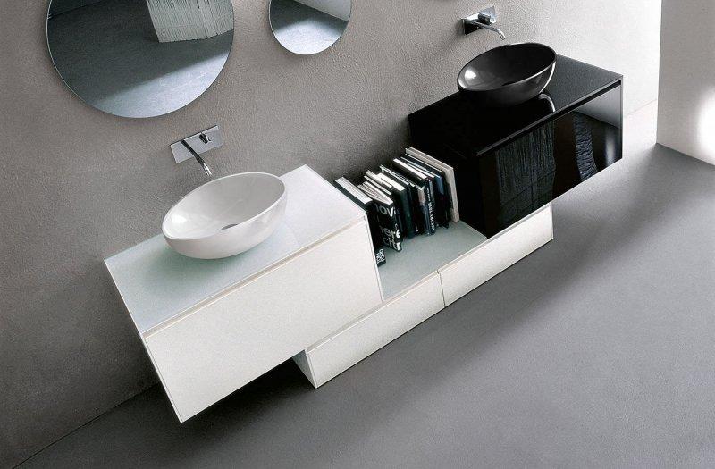 Luxum - szafka łazienkowa pod umywalkę Luxum
