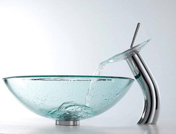 nablatowa umywalka szklana Massi