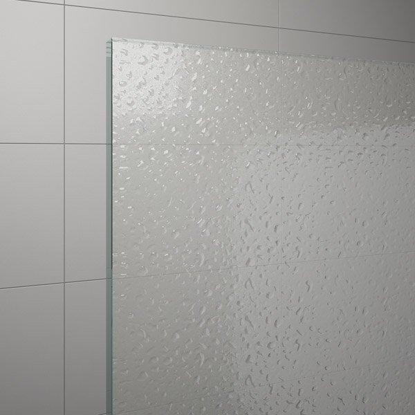 Szkło strukturalne - krople