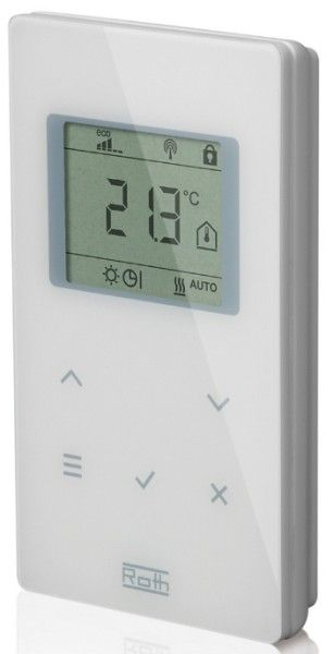 ROTH - termostat pokojowy Touchline