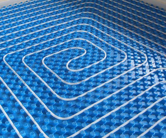 Ensto Pol - instalacja systemu elektrycznego ogrzewania podłogowego