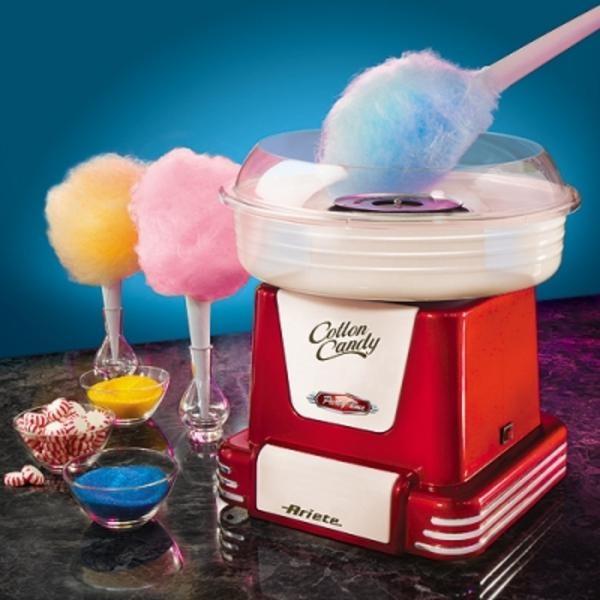 Urządzenie do robienia waty cukrowej Ariete - Cotton candy