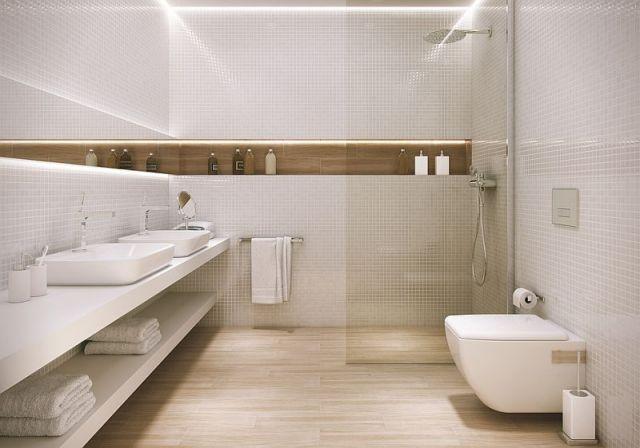 Praktyczne I Dekoracyjne Wnęki W łazience Ciekawe Pomysły