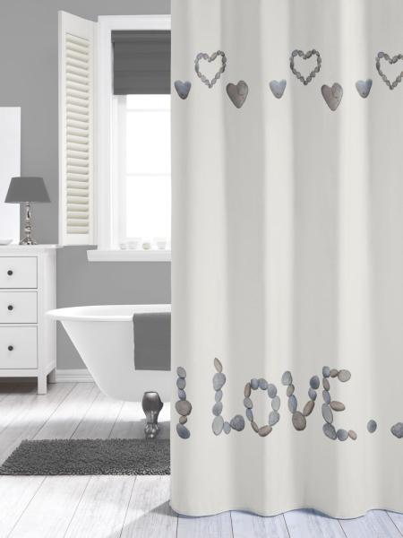 Zasłony Do łazienki W Stylu Romantycznym Meble I Akcesoria