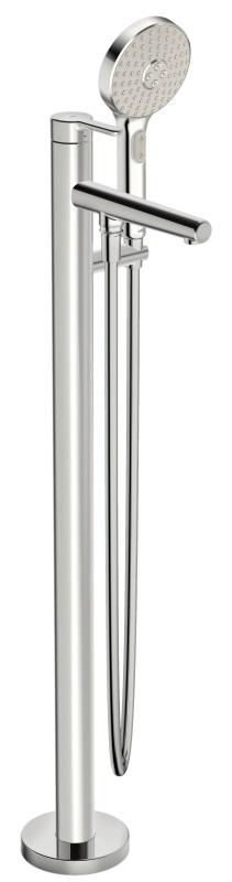 Bateria wannowa z natryskiem podłogowa Oras Inspera 3050