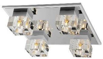 plafon Crystal White