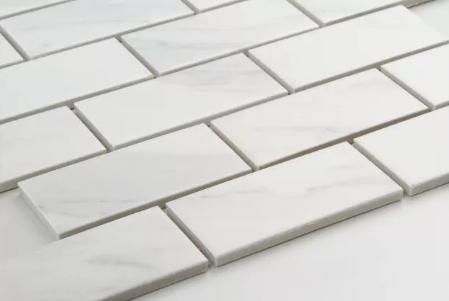 Brick marble mat - kolekcja Marble