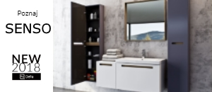 DEFRA SENSO - meble łazienkowe