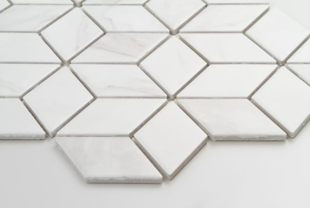 Diamond marble mat - kolekcja Marble