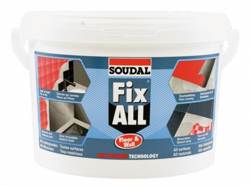 Fix All Floor & Wall Klej hybrydowy