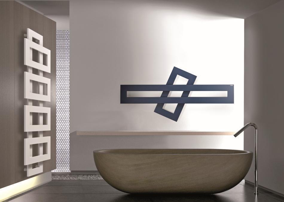 Grzejniki Dekoracyjne Brem Cross Ogrzewanie łazienki