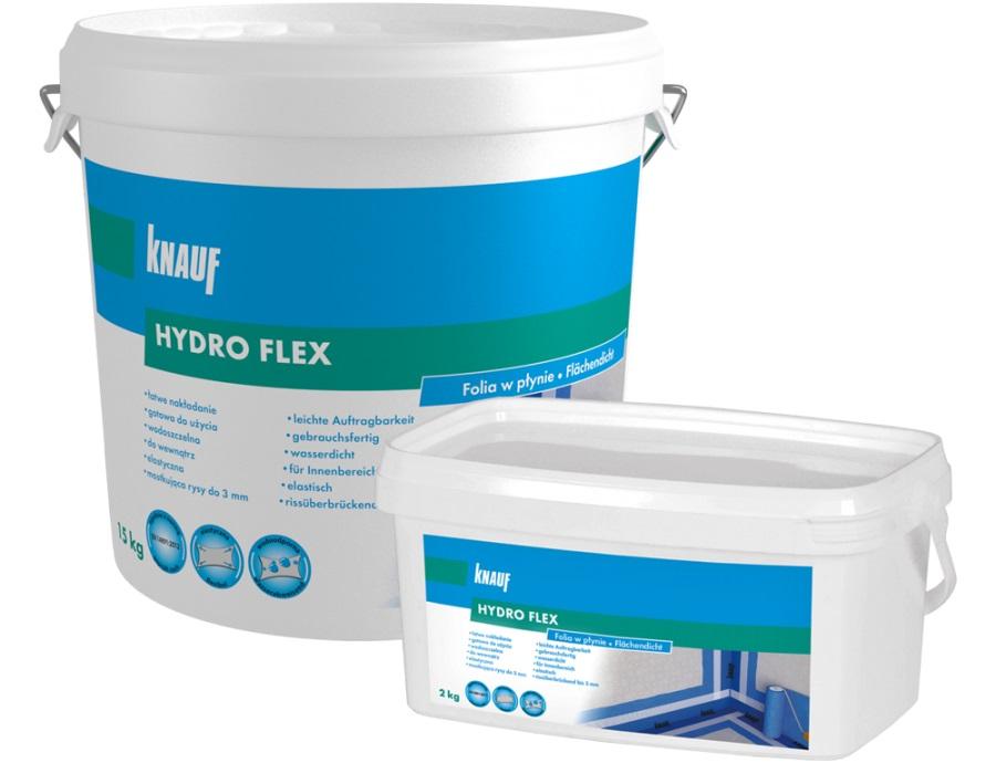 KNAUF HYDRO FLEX - folia w płynie