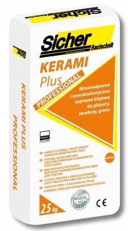 Sicher Bautechnik - zaprawa klejowa Kerami Plus Professional